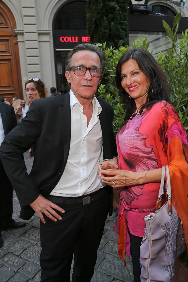 Carlo Bay, Paola Baggiani