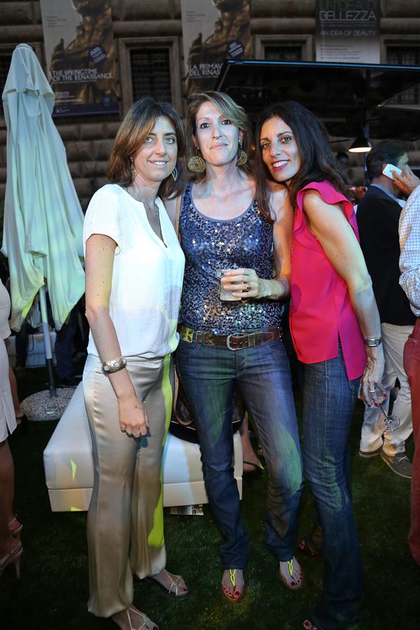 Chiara Nencini, Vanessa Saccardi, Carlotta Lana