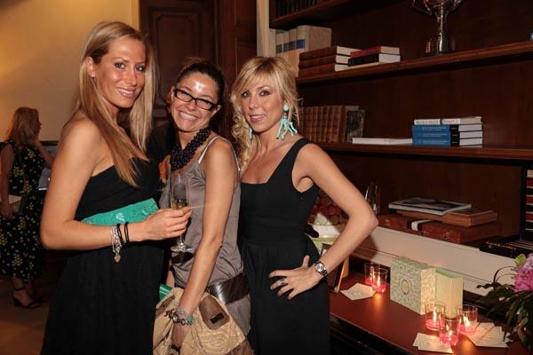 Elettra Terzani, Francesca Calonaci, Gaia Cinotti