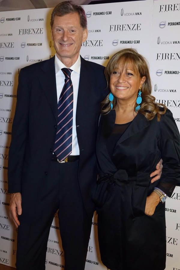 Patrizia Pavaro, Fabio Papini