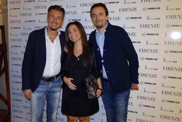 Pericci Andrea, Chiara Ramrez, Filippo Branca