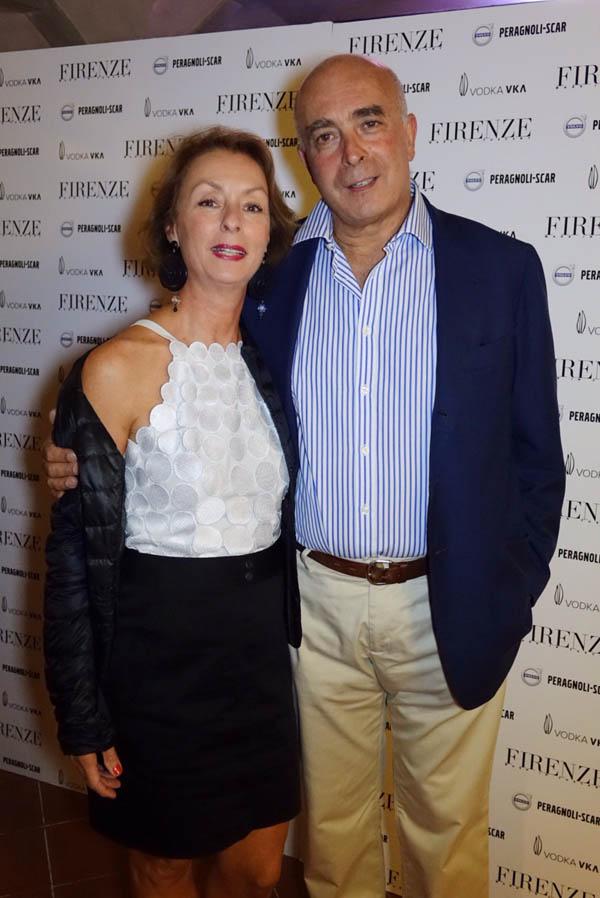 Damiano Lapiccirella, Francesca Antonacci
