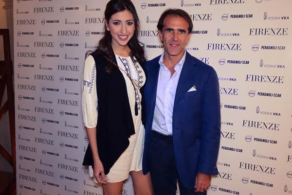 Anna Gomez, Francesco Emmolo