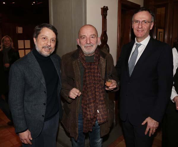 Lorenzo Barducci, Giuliano Mazzuoli, Stefano Venturi