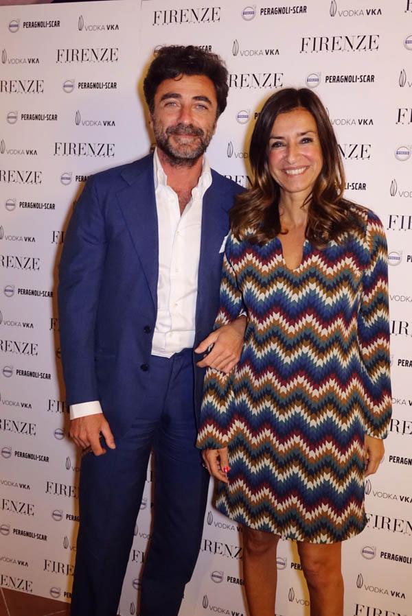 Francesca Callipo,Tommaso Capozzoli