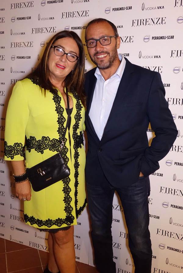 Barbara Ricchi, Simone Cannizzaro