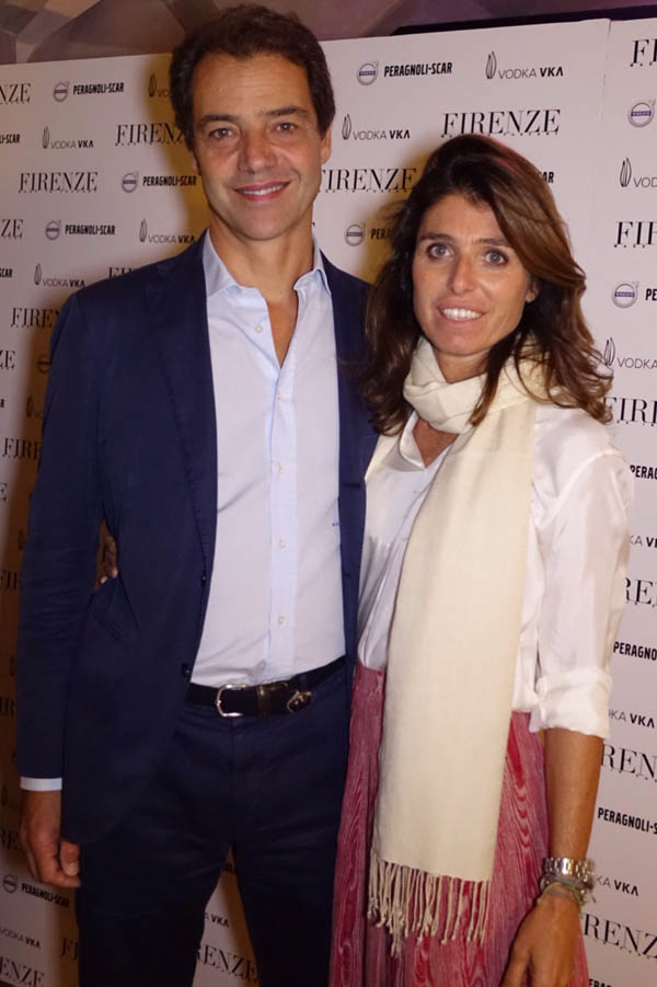 Benedetta and Marco Focosi
