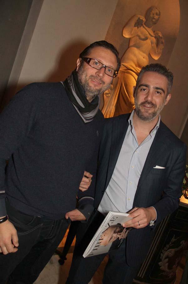 Luca Gori, Matteo Parigi Bini