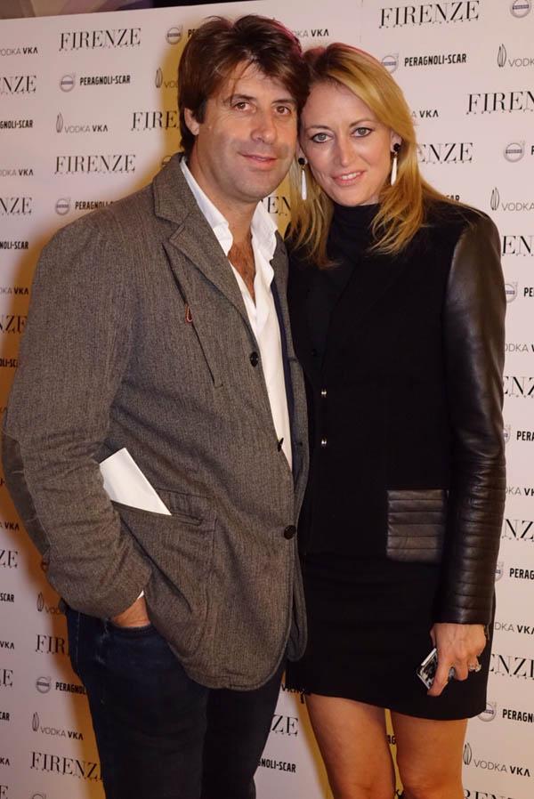 Niccolò e Francesca Pini