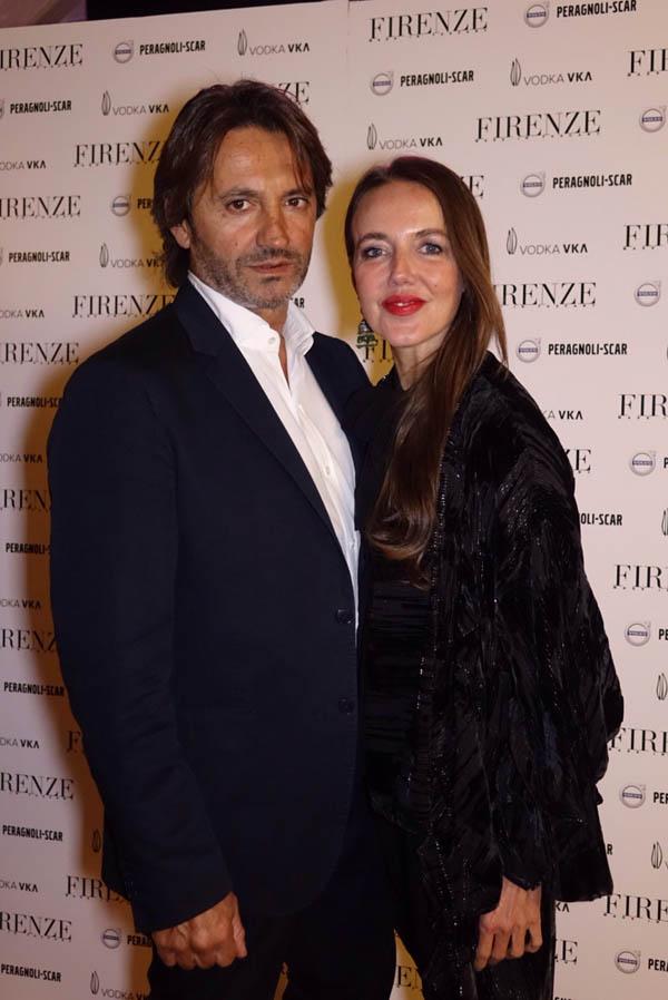 Nicola Zanetti, Silvia Tozzi