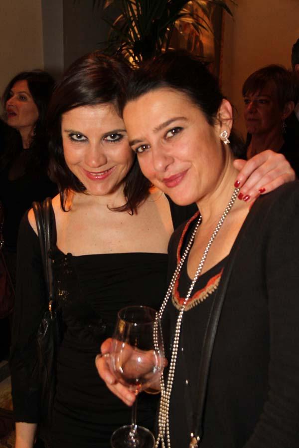 Emanuela Rosano, Alessandra  echtner