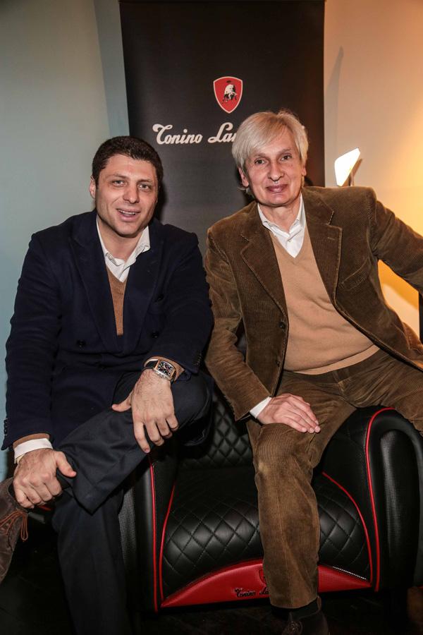 Andrea and Giovanni Cianferoni