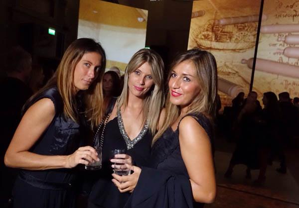 Alessia Mughiti, Rachele Conti, Elena Gori