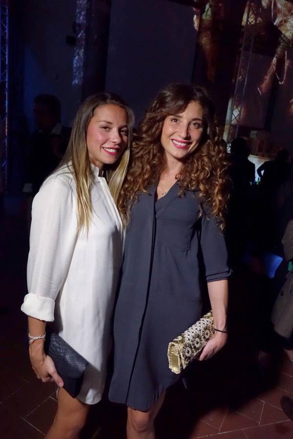 Carmen Pinto, Claudia Fossi