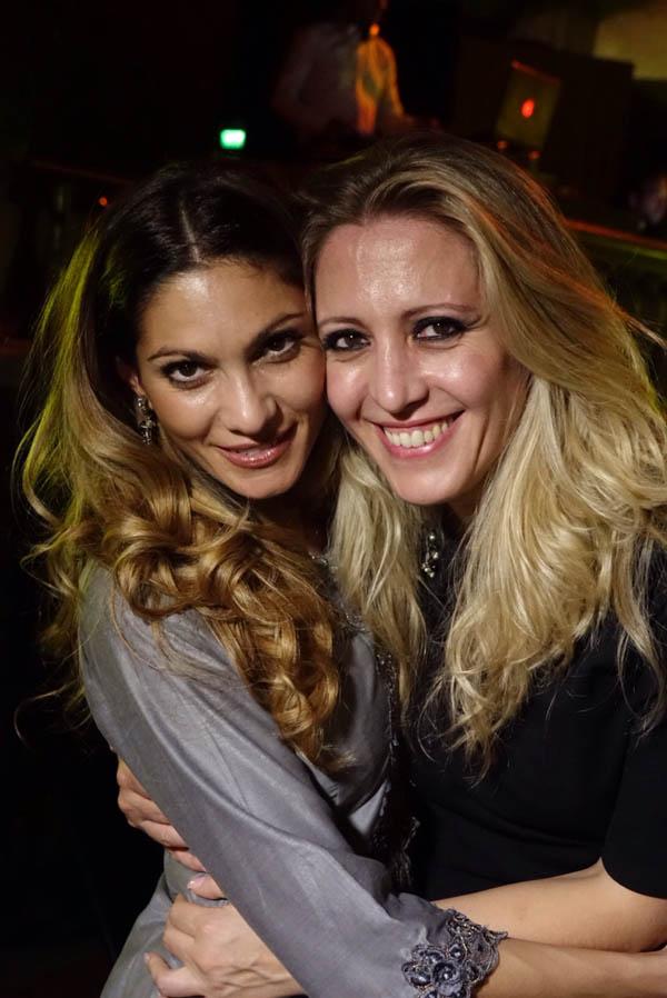Lara Giannoni, Alessia Loiero