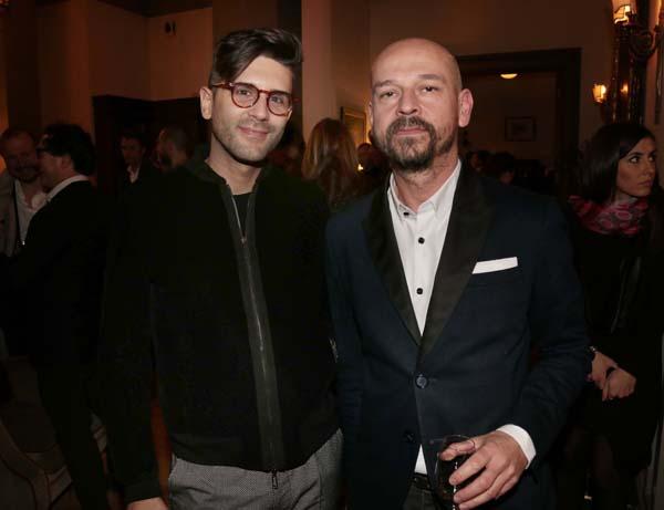 Paolo Bonardi e Tommaso Tanini.