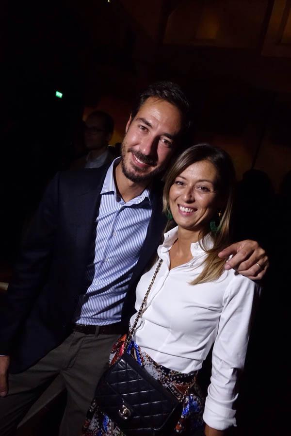 Fedrico e Silvia Farsetti