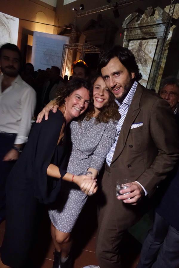 Elisa Tozzi, Camilla Pevarello, Alex V. Lana