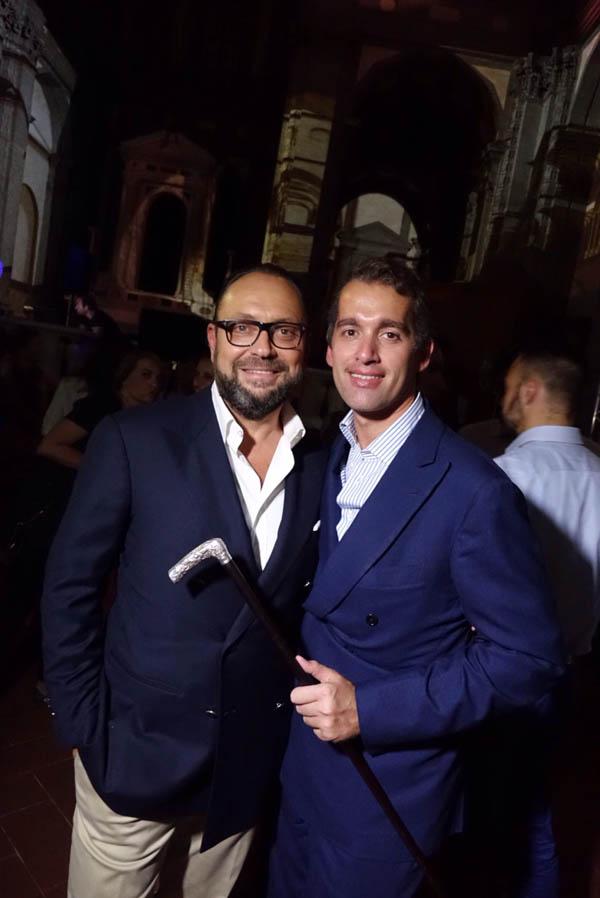 Riccardo Barcarelli, Fabrizio Moretti