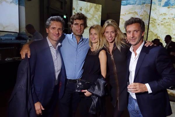 Pierettore and Ginevra Rason, Lorenzo Nencini, Patricia Dureau, Gherardo Flacconio