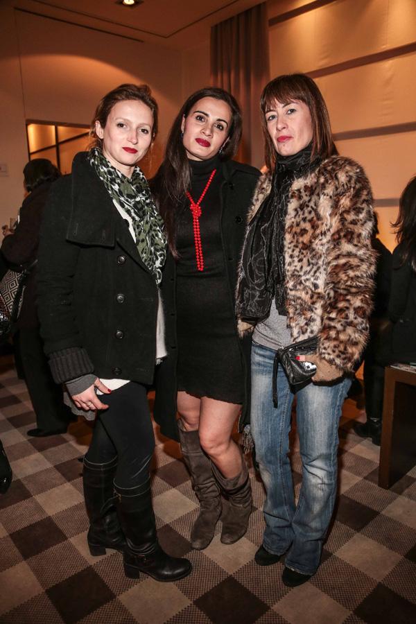 Annalisa Landucci, Brunilda Nelaj e Daria Colonna
