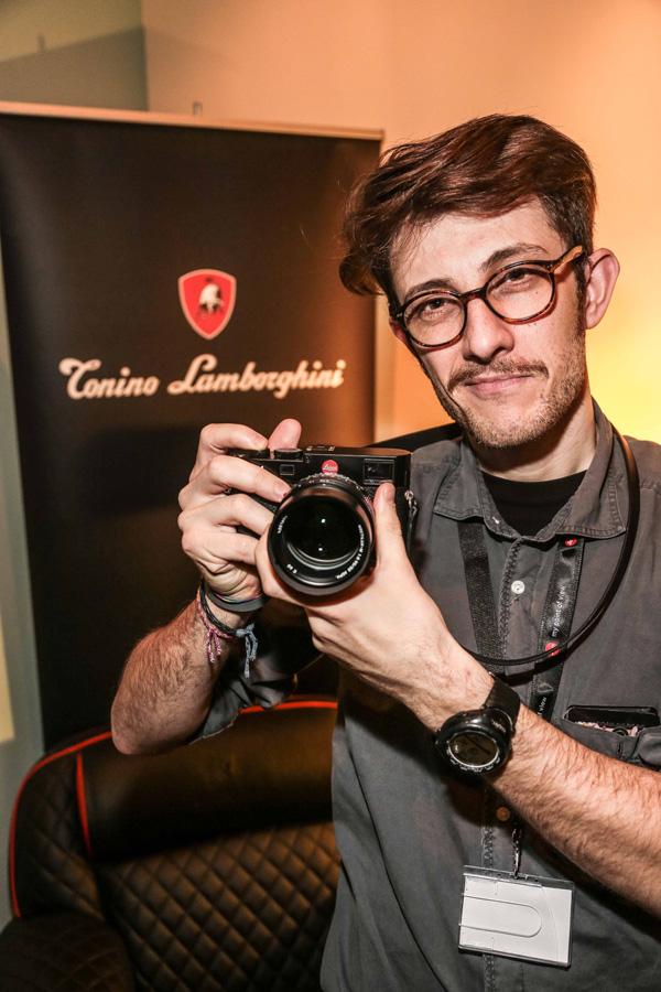 Gilberto Benni, Leica Store