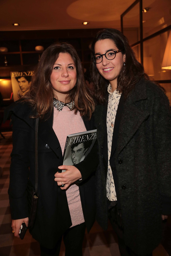 Giulia Corsani, Elena Rizzo