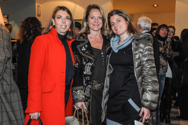 Laura Rombai, Olivia Scaramuzzi, Francesca Vannucchi