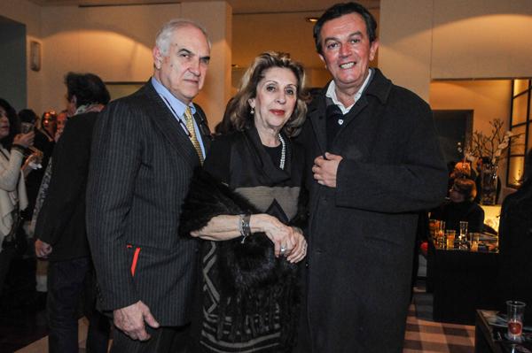 Carlo and Stefania Uquinterio, Domenico Savini