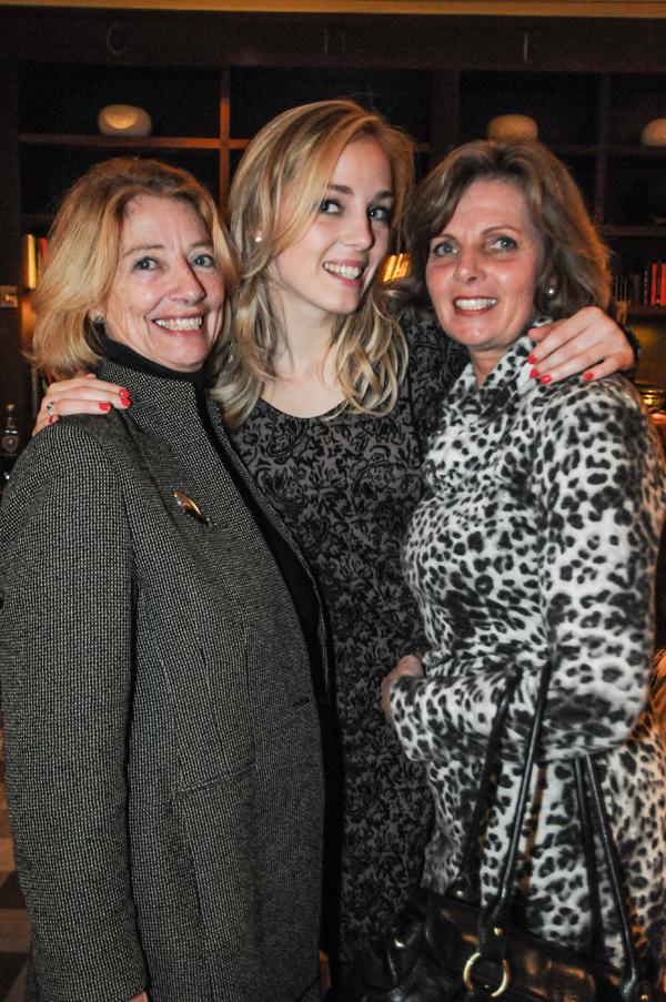 Diane Pennese, Annely Meijer,Ria Meijer