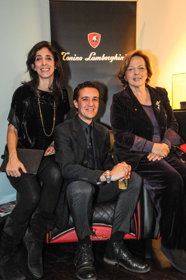 Gisella Guarducci, Fabio Muneghina, Carmen Mossa