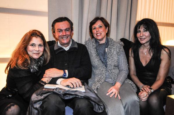 Loredana Ficicchia, Domenico Savini, Odipe Bonnefoi, Mariangela Catalano