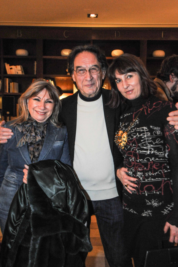 Laura Lodigiani, Carlo Frittelli, Daniela Canè