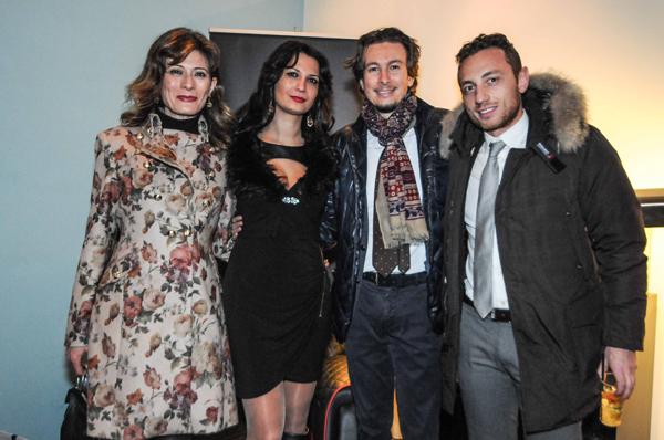 Ilaria Vallifuoco, Silvia Pizzolante, Filippo Branchi, Gianfranco D'Errico