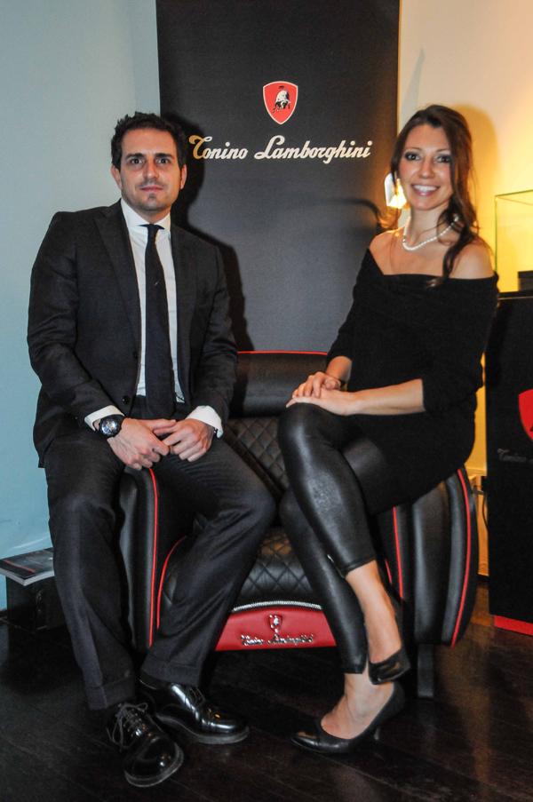 Alessandro Castelli, Chiara Marzadori