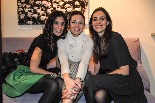 Carlotta Lana, Lisa Godi, Sara Parigi Bini