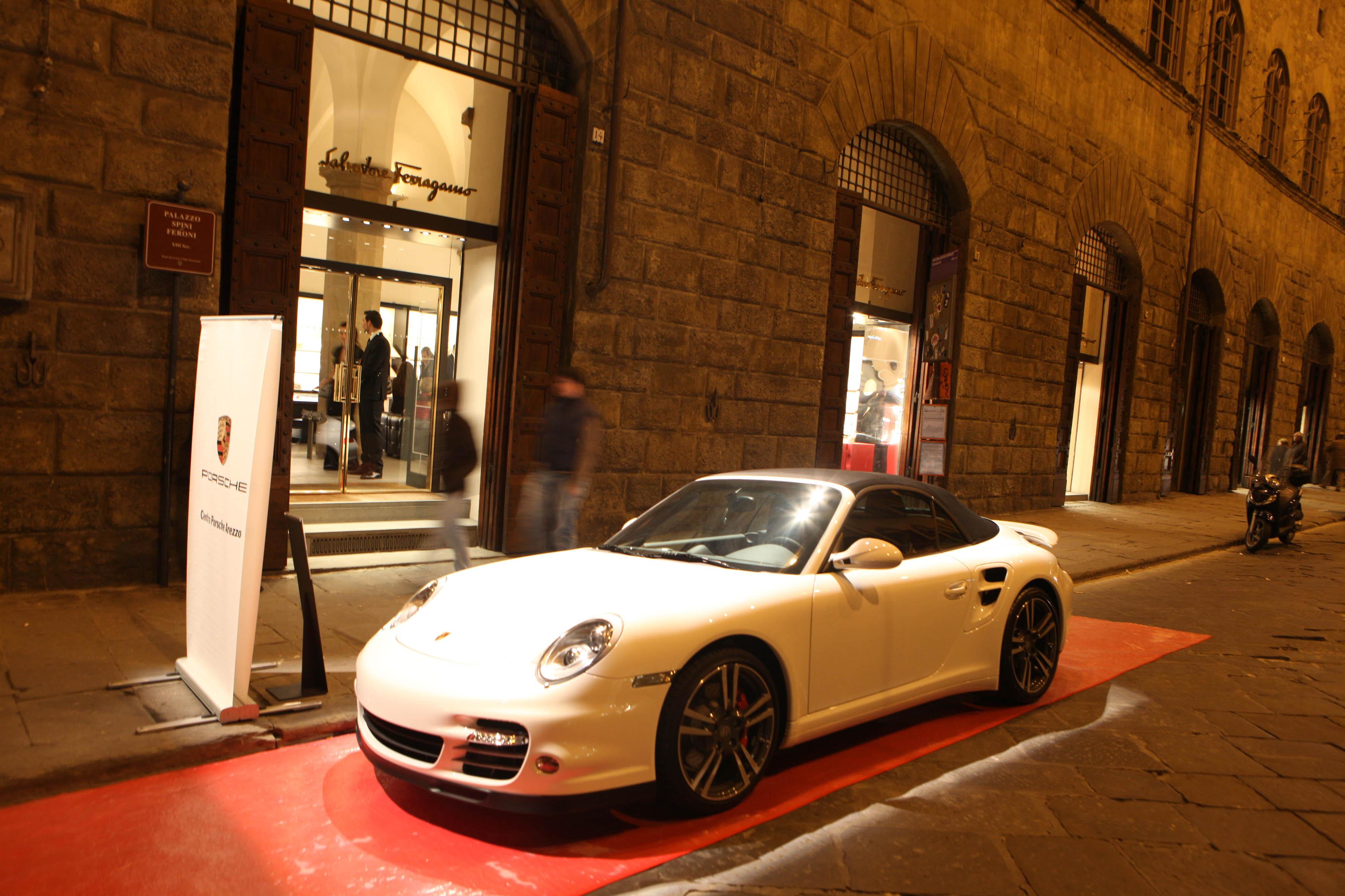 Salvatore Ferragamo - Porsche Auto In