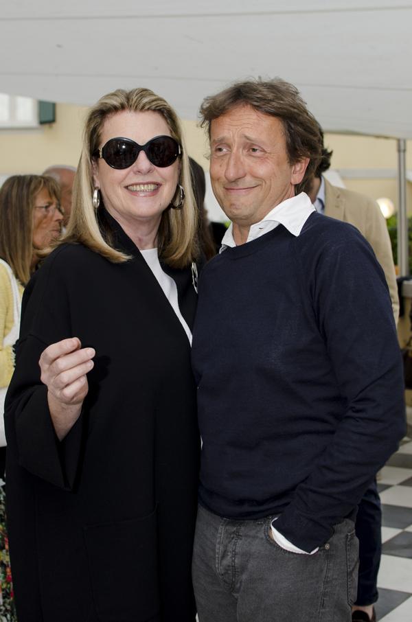 Flavia Mercatali, Massimo Mariabaratta
