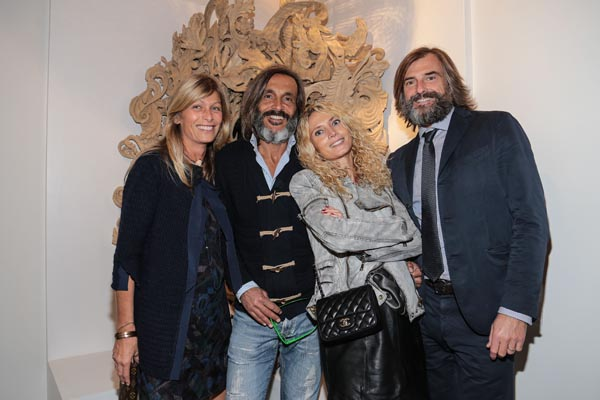 Annunziata Girelli, Antonio Gori, Francesca Affortunati and Andrea Cavicchi