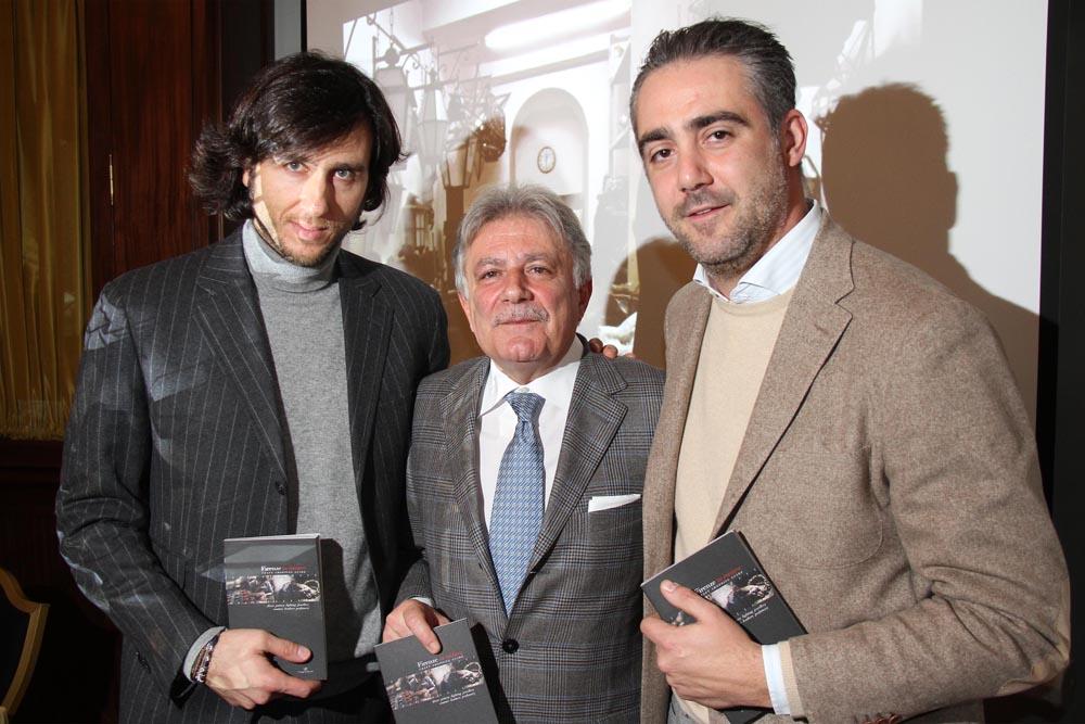 PRESSPHOTO Firenze Magazine, presentazione guida sugli artigiani della citt‡ al Four Seasons: