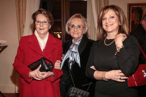 Alba Bompani, Maria Grazia Cassetti, Loredana Recami