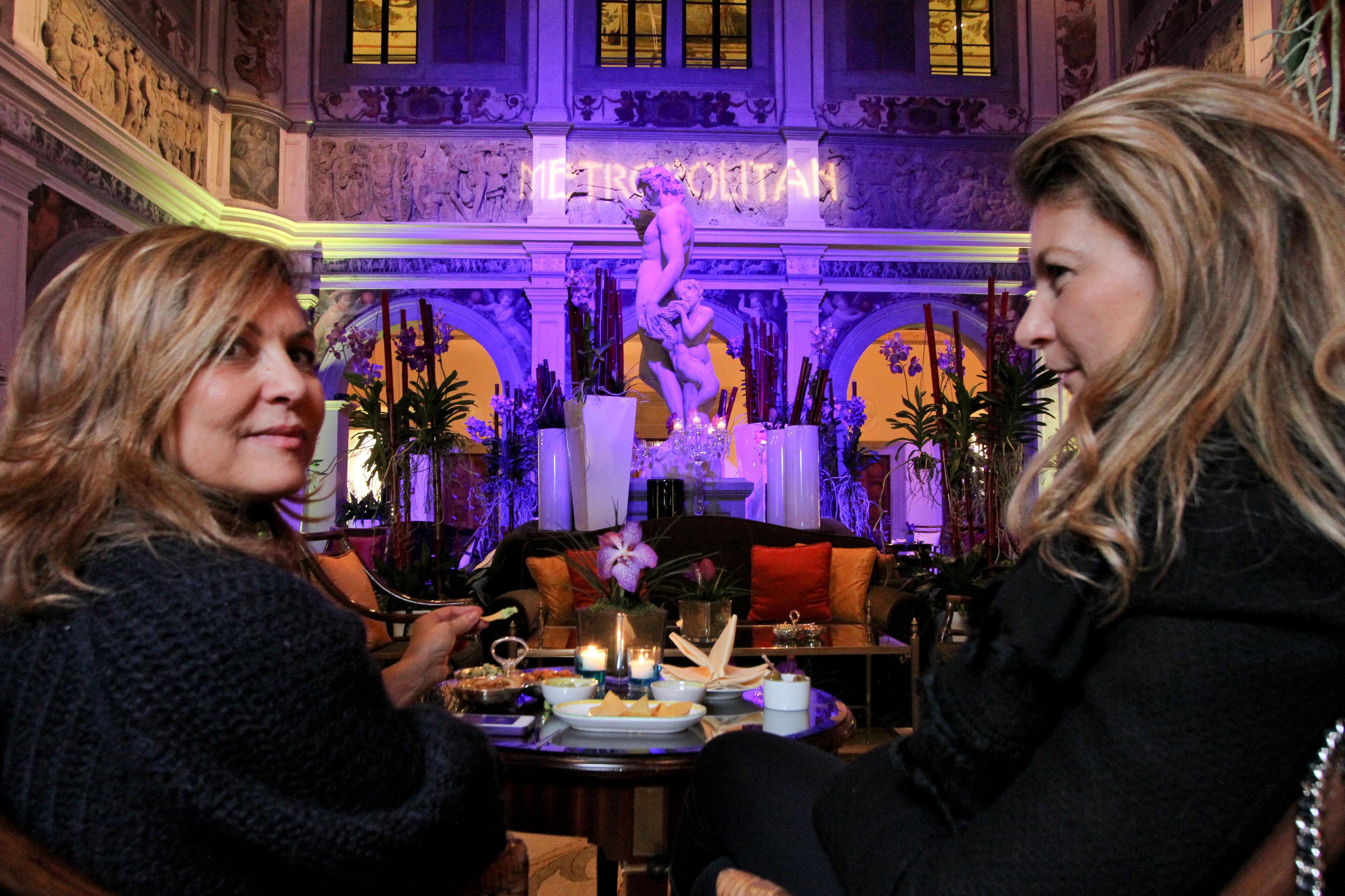 PRESSPHOTO Firenze,  Four Seasons, evento Metropolitan.   foto Giuseppe Cabras/New Press Photo