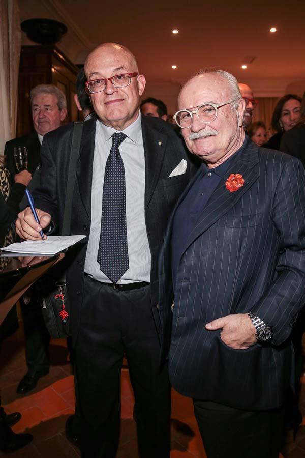Paolo Pellegrini, Gianni Mercatali