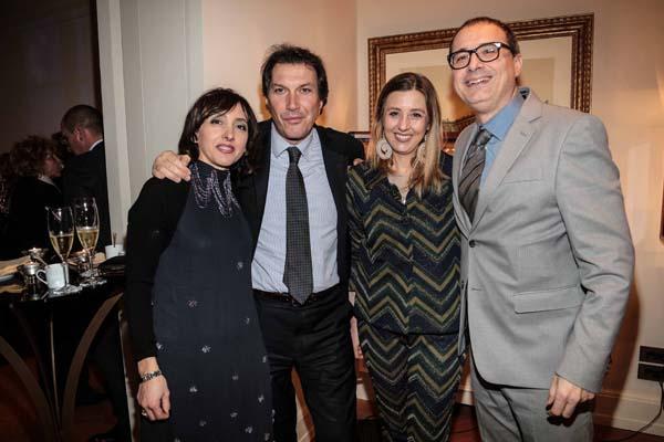 Valentina Buti, Enrico Terzani, Chiara Lippi, Alberto Santini