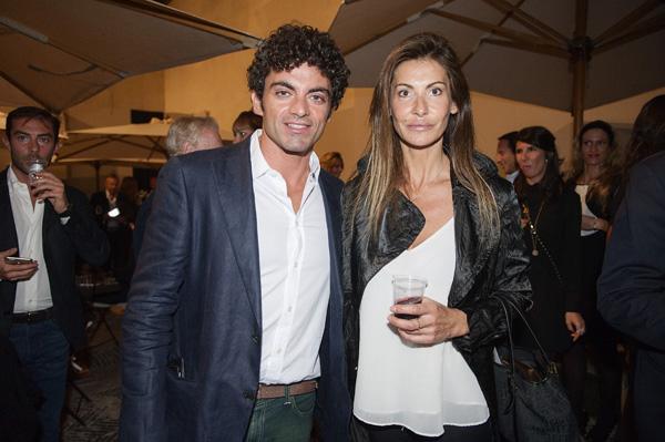 Francesco Lupi, Francesca Amicucci