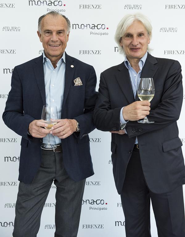Francesco Lippi e Giovanni Cianferoni