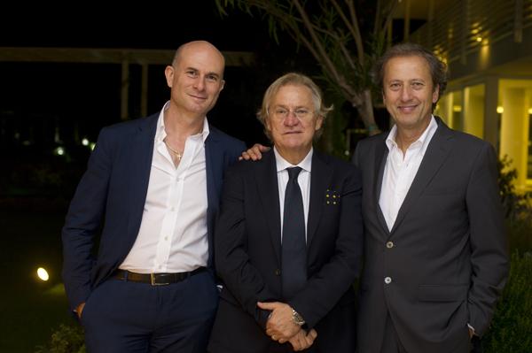 Gabriele Palandri, Roberto Sanetti, Marco Fabbroni