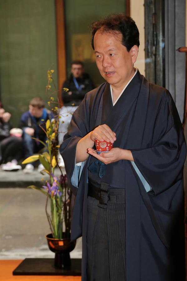 Gyosui Sanjonishi