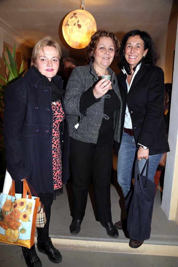 Alessandra Caiani, Susanna Agostini, Susanna Giovannuzzi