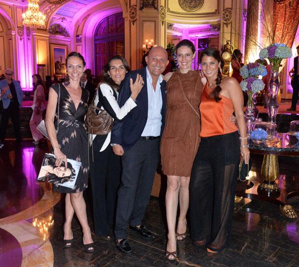 Georgia Vitetti Martini,Giuliana Lamanda,Matteo Cassanelli,Sara Lucci,Micol Moraldi